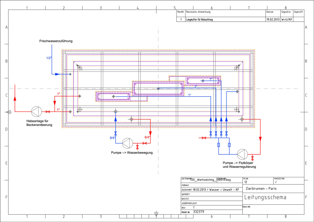 Wasserwand in garten wohnzimmer selber bauen - Wasserwand selber bauen ...